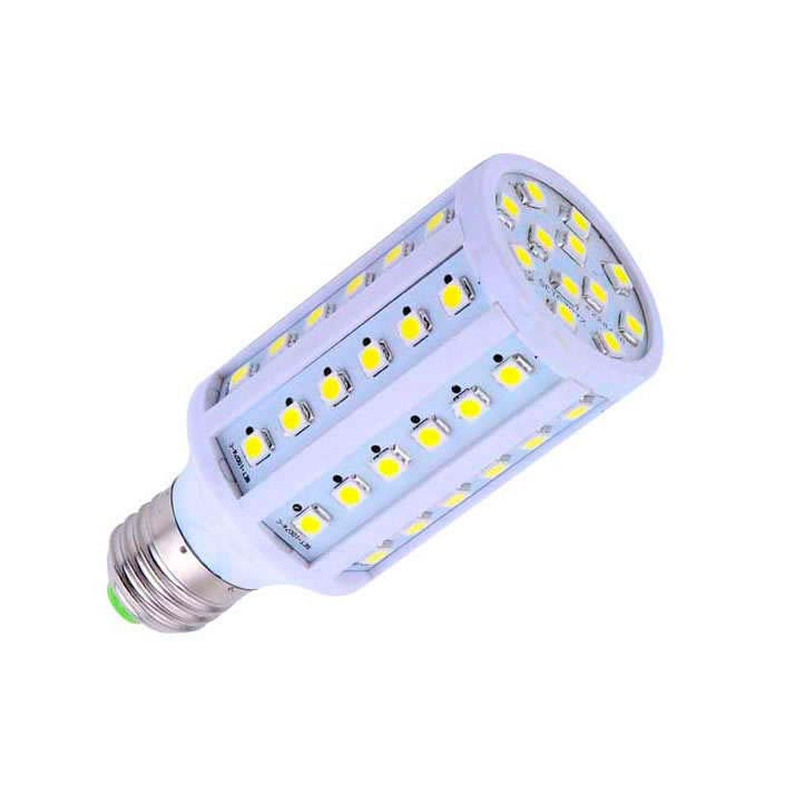 E27 led bulb, corn, 10W, Cool white